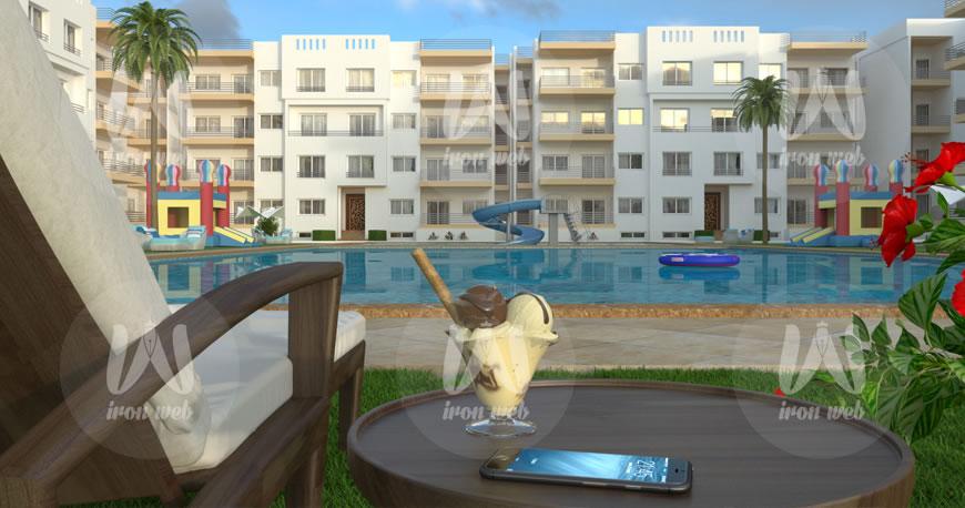 Résidence Odessa Beach