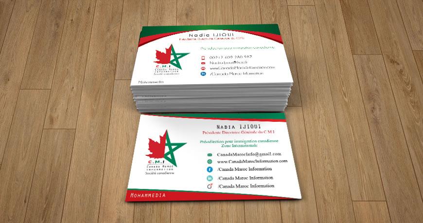 Canada Maroc Info