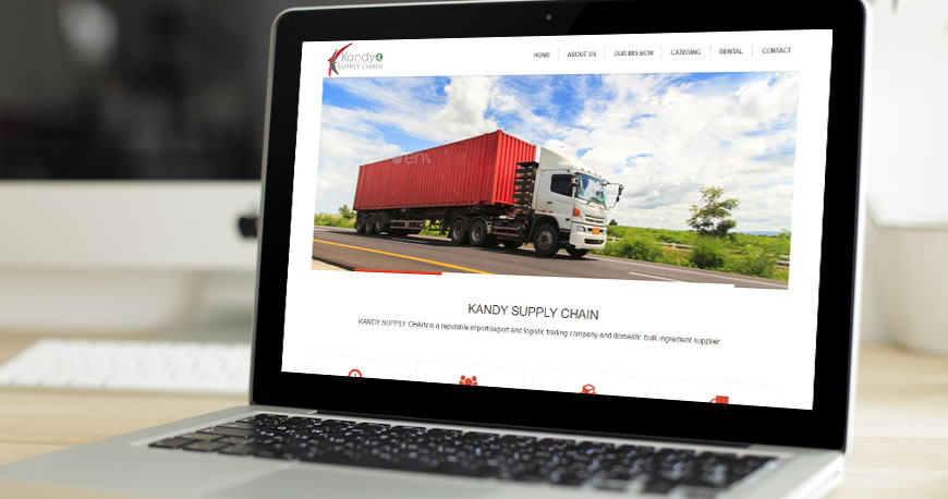 Kandy Supply Chain